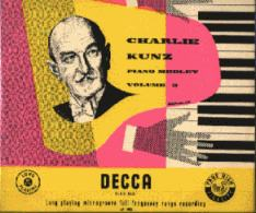 Charlie Kunz Piano Medley Nr. R. 4